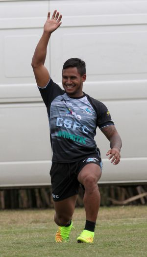 Proud to be part of it: Ben Barba.