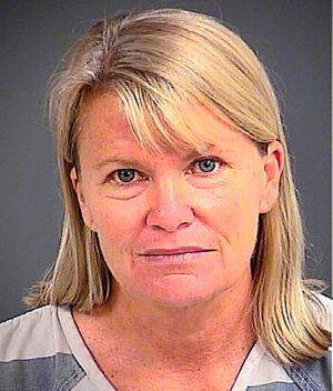Dorothy Barnett has been sentenced to 21 months jail in the US.