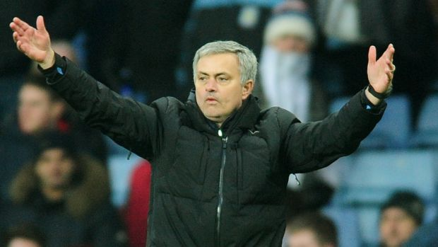 Mourinho claims the FA has been inconsistent with its punishments.