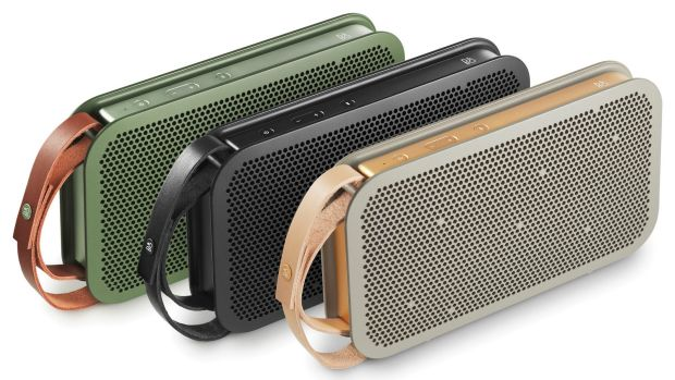 Bang & Olufsen's purse-sized BeoPlay A2 Bluetooth speaker looks and sounds great.