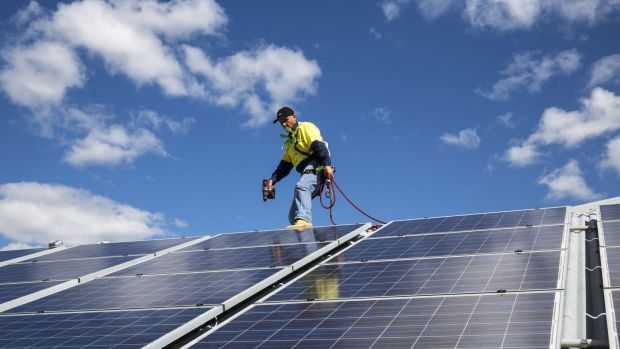 Apple will power all its Californian operations with solar.