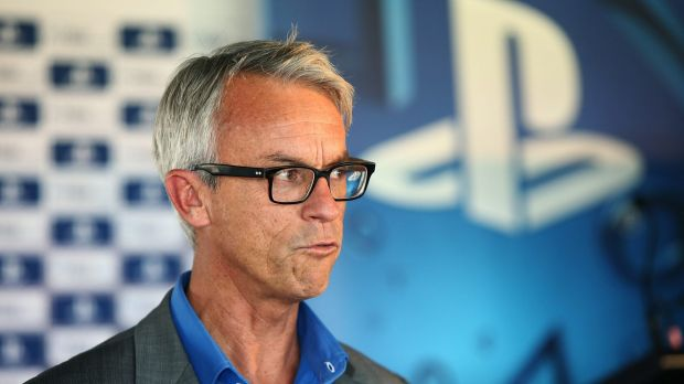 FFA chief executive David Gallop will be at the helm in Darlinghurst until the end of 2018.