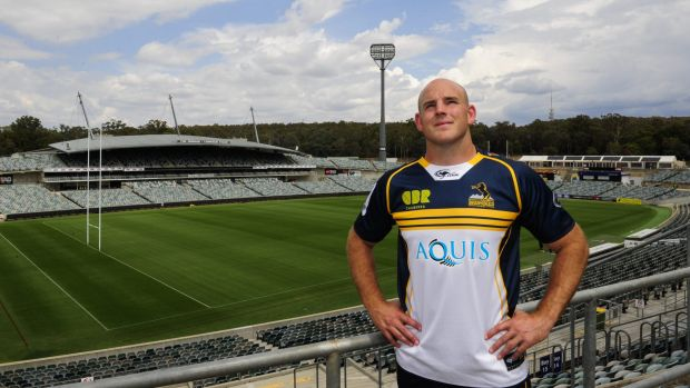AQUIS is the new major sponsor of the Brumbies.
