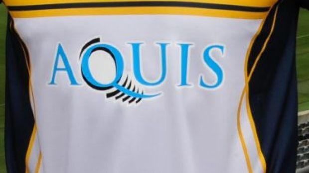 Name on the shirt: Aquis has been announced as the major sponsor for the Brumbies.