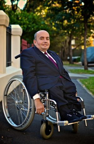 Craig Wallace, president of People with Disability Australia, says he is shocked by the allegations.