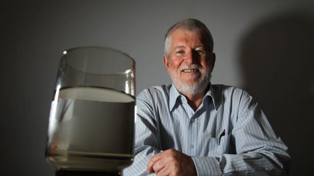Associate Professor Wendell Evans from the faculty of dentistry, Sydney University at Westmead.