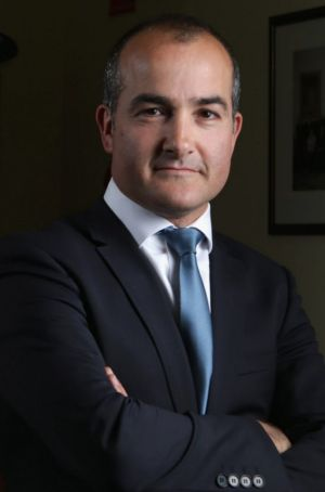 State Minister of Education James Merlino.