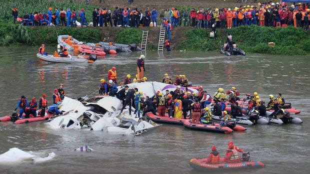At least 42 of the 58 on board the flight last week were killed in the crash.