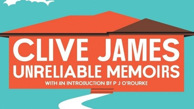 <i>Unreliable Memoirs</i> by Clive James.
