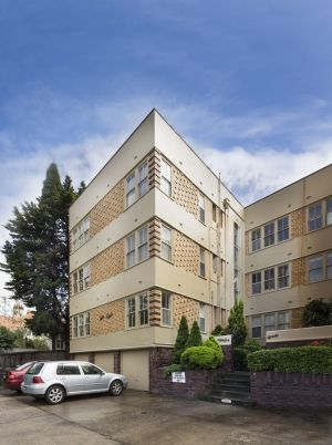 The Lester family have sold a block of flats at 6-8 Mona Place, South Yarra, for $2.7 million.