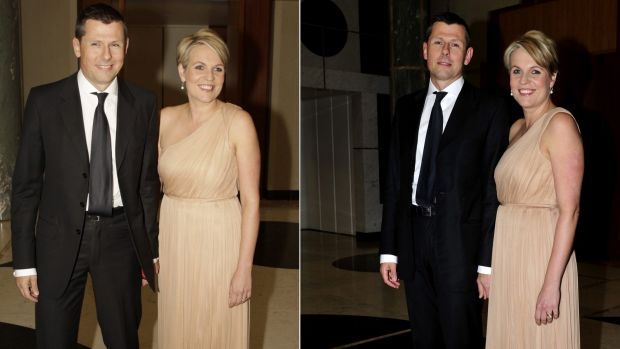 Tanya Plibersek and Michael Coutts-Trotter