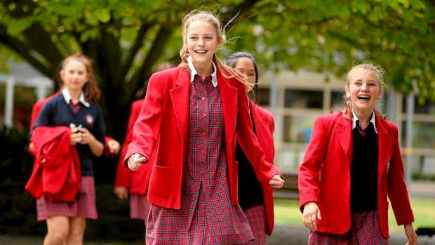 Mentone girls have plenty of opportunities to learn inside and outside the classroom.