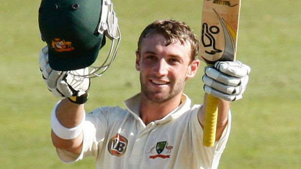 Phillip Hughes died after being struck by a cricket ball.