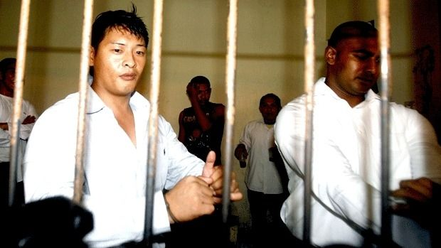 Andrew Chan and Myuran Sukumaran are facing the firing squad in Indonesia.