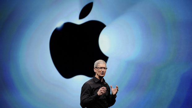 CEO Tim Cook has helped ensure that Apple kept its position as the world's most valuable brand.