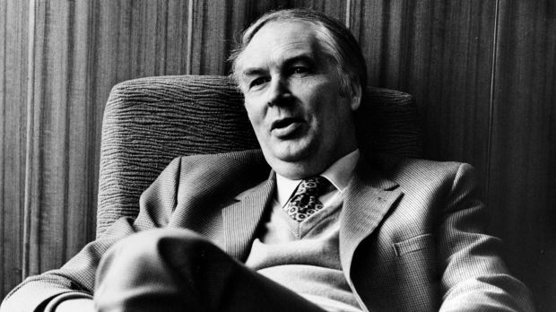 Former ANU vice-chancellor Emeritus Professor Donald Anthony Low who died on Thursday.