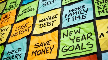 The New Year is a wake-up call for small business.