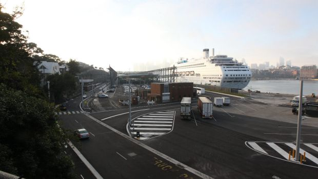 "Inquiry: The decision to build the cruise ship terminal at White Bay has been labelled a ""serious error""."