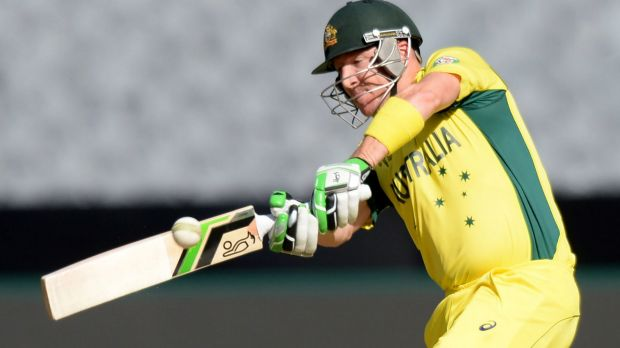 Australian wicket keeper Brad Haddin in action before the World Cup this year.