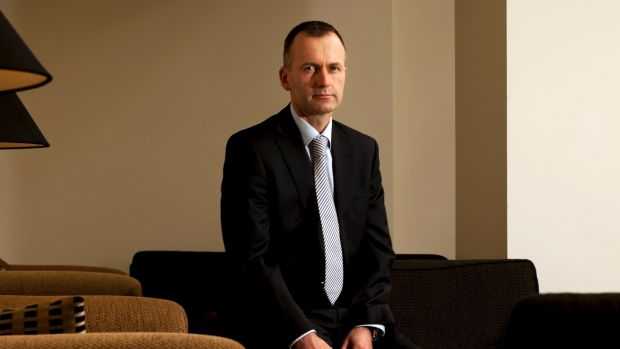 Concerned: Assistant Governor of the Reserve Bank of Australia, Christopher Kent.