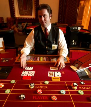 Baccarat was the game that hit The Star's bottom line the hardest.