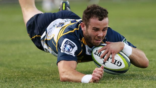 Robbie Coleman turned down the lure of the NRL and Olympics to re-sign with the Brumbies.