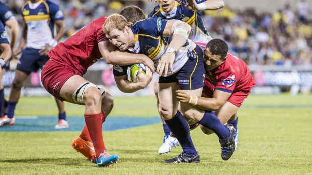 David Pocock will miss the Brumbies' second game of the season against the Chiefs.