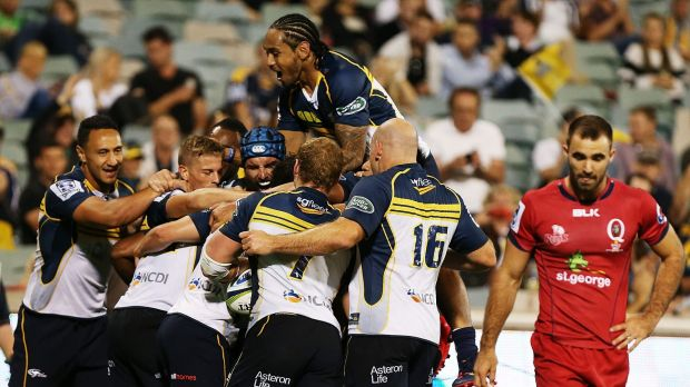 The Brumbies say it's time to strike in 2016.