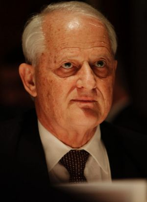 Former Chief Whip Phillip Ruddock.