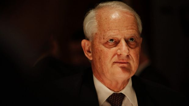 Former Chief Whip Phillip Ruddock. His sacking suggests Prime Minister Tony Abbott has lost the conservative core of the ...