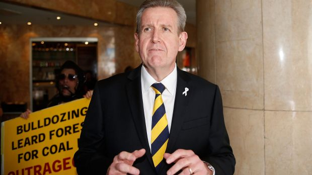 Barry O'Farrell failed to get his chosen successor for the seat of Ku-ring-gai.
