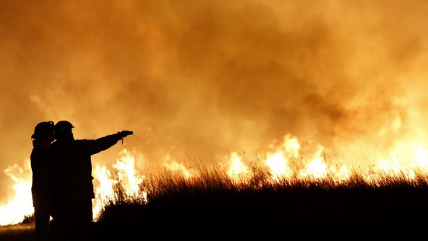 Sunday marks the second day of hazard reduction burns across Canberra.