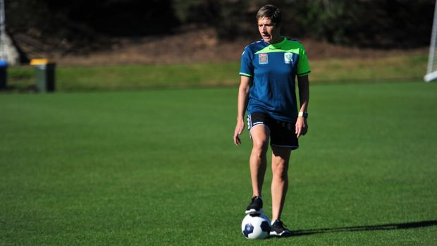 Elisabeth Migchelsen is off to coach in South Africa.