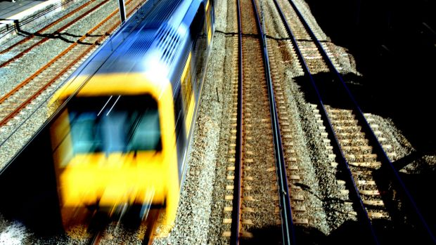 Train services will experience disruption for almost a year