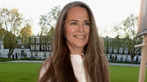 Speaking out: Koo Stark.