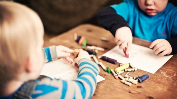 A radical shake-up of childcare assistance is the centre-piece of the budget.