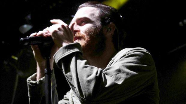 Real deal: Chet Faker performs to a sold-out crowd at the ANU Bar.