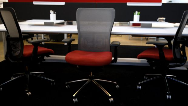 Hot-desking is becoming increasingly popular in private and public sector offices.