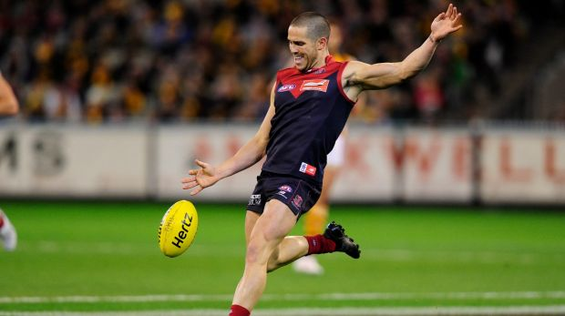 Opportunity knocks: Former Melbourne player and now Port Melbourne player James Magner has agreed to terms with Essendon ...