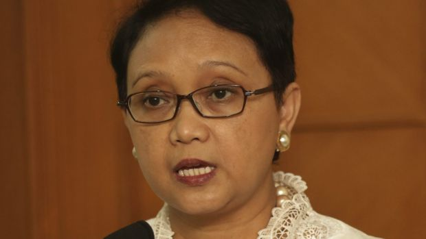Indonesian Foreign Minister Retno Marsudi lays out the government's position.