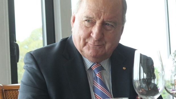 Alan Jones pushed Chris Bowen to identify Australia's tax-free threshold.