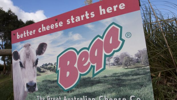 Bega shares have dropped after losing a big contract with Coles.