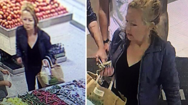 Police want to speak to this woman over a series of handbag thefts from supermarkets in Melbourne's inner north.