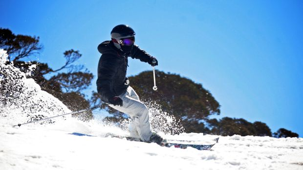 Forcite Helmet Systems' Alpine helmet features an in-built HD camera, GPS technology, stereo speakers and a ...