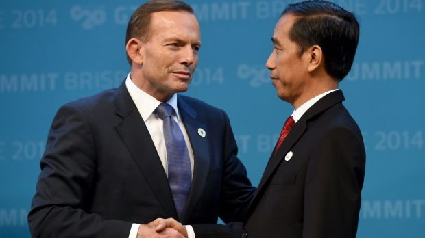 The delay in executions has been linked to everything from phone taps to the unpopularity of PM Tony Abbott, pictured ...