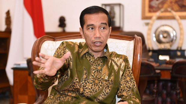 Indonesian President Joko Widodo says the delay in transferring Australians for their execution was the result of ...