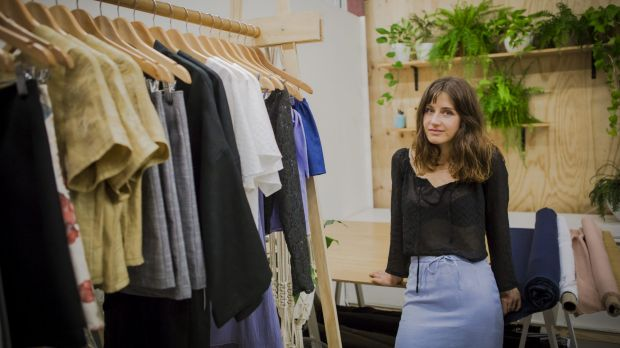 Wildwood shop owner Sara Wurcker has also opened a store at The Hamlet in Braddon.