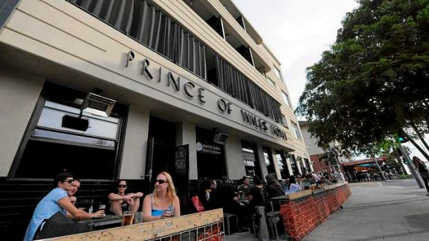 St Kilda's famed live music spot looks set to become a luxury apartment block.