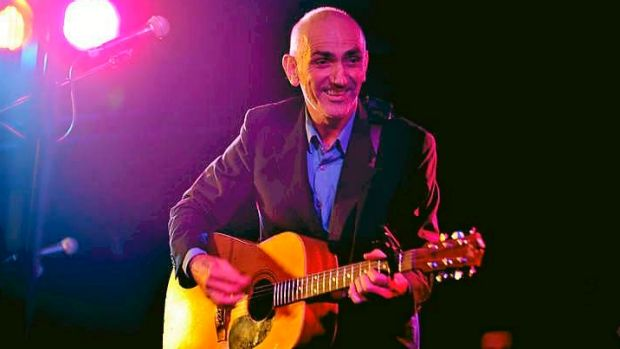 Local legends: Paul Kelly plays the Prince of Wales in 2010.
