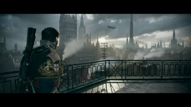 The game's London 1886 is suitably grubby, smoggy and dark, but also features unexpectedly advanced technology like ...